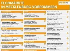 Flohmarktratgeber Die Gr 246 223 Ten Flohm 228 Rkte In Mecklenburg