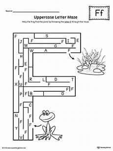 letter f worksheets 23099 finding and connecting letters letter f worksheet myteachingstation