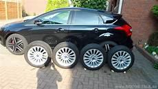 Original Ford Focus 17 Zoll Felgen Mit Reifen 15 Speichen