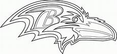 baltimore ravens coloring pages coloring home