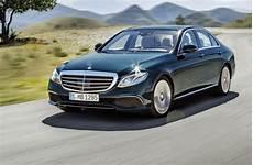 Daimler In Detroit So Sieht Die Neue E Klasse