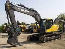Volvo 160 Excavator volvo ec 160 cl crawler excavator from for sale at
