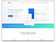 30 free simple website template options based css
