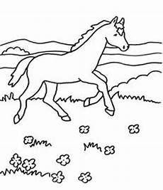 Ausmalbilder Pferde Bunt Pferde Zwei Pferde Zum Ausmalen Zum Ausmalen Rock