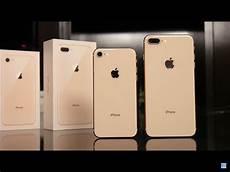 iphone 8 alle farben iphone 8 plus in der farbe gold technik apple smartphone