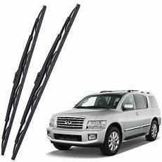 car engine manuals 2010 infiniti qx56 windshield wipe control genuine set oem front windshield wiper blades fit for 2004 2010 infiniti qx56 ebay