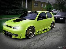 tuning golf 4 tuning volkswagen golf mk4 187 cartuning best car tuning photos from all the world