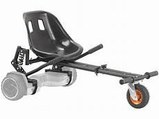 Hoverboard Mit Sitz - speeron hoverboard kart aufsatz nachr 252 st kart sitz mit
