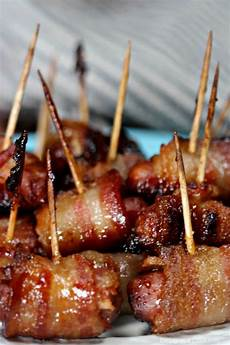 bacon wrapped little smokies recipe easy appetizer recipe