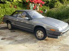 old car owners manuals 1991 subaru xt on board diagnostic system subaru xt6 1988 awd with extra parts factory service manuals and parts book for sale photos