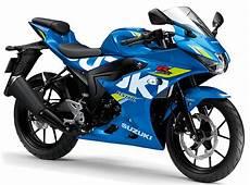 suzuki gsx r 125 2019 fiche moto motoplanete