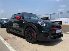 2019 mini jcw review 2019 mini cooper works drive track test review