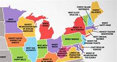 what every us state is the worst at thrillist