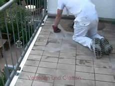 alte waschbetonplatten verschönern fl 252 ssiggranit mdr einfach genial 05 06 2012
