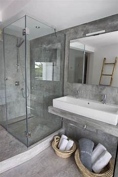 Bathroom Ideas Concrete by Shower Floor Ideas That Reveal The Best Materials For The
