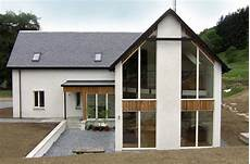 Gable Roof Window Designs by Gable End Window And Doors Home House Design Bungalow