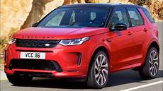 2020 land rover sport 2020 land rover discovery sport compact composed and