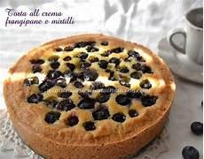 crema frangipane knam torta crema frangipane e mirtilli knam idee alimentari ricette torte