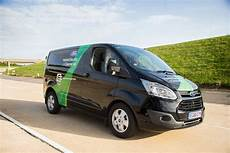 Ford Transit In Hybrid Makes Dynamic Debut Ahead