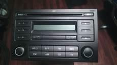 radio cd mp3 rcd 200 de la volkswagen polo 9n3 2007