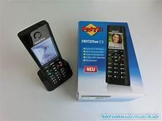 fritz phone c5 test fritz fon c5 neustes schnurloses dect telefon avm