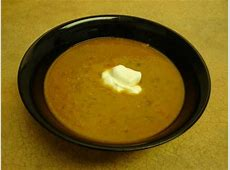 exotic nile river split pea soup_image