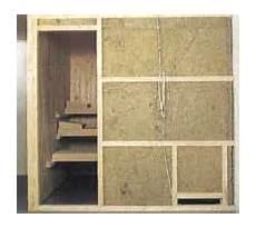 Fragen Zum Saunaselbstbau Der Sauna Heimwerker