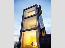 Architektenhäuser: Anbau als Wohnturm   [SCHÖNER WOHNEN]