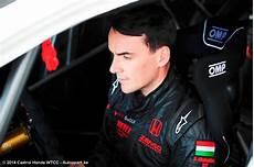 mehdi auto 91 eerste rit met nieuwe civic wtcc voor honda klanten norbert michelisz en mehdi bennani