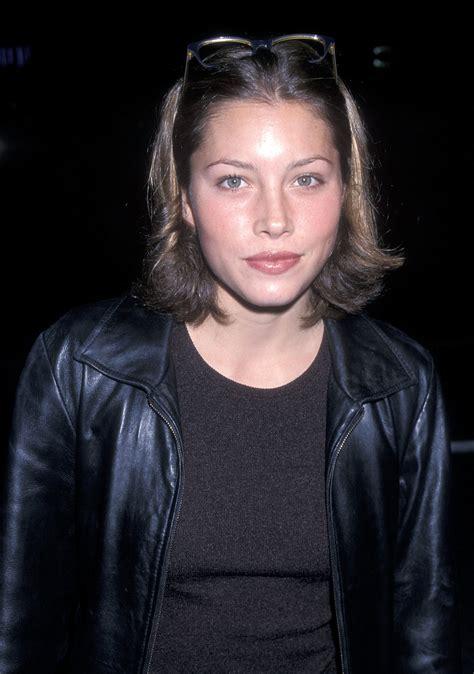 Jessica Biel Young