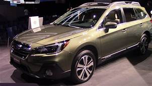 2018 Subaru Outback  Exteriors And Interiors NY Auto