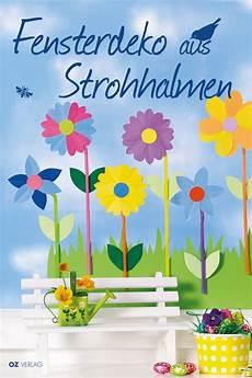 Basteln Mit Kindern Sommer Fenster - fensterdeko f 252 r den fr 252 hling bunte blumenwiese blumen