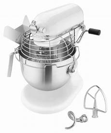 kitchenaid 5ksm7990ewh professional stand mixer 1 3 hp