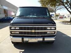 car engine manuals 1995 chevrolet sportvan g20 lane used 1995 chevy imperial conversion van 1 owner low miles for sale 3117 garden brook lane
