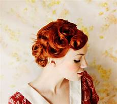 hair pin up on a how to style pin curls a beautiful mess