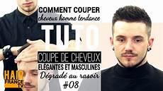 Tuto Coiffure Une Coupe De Cheveux Homme Tendance