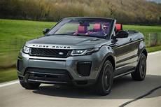 take 2016 range rover evoque convertible hse