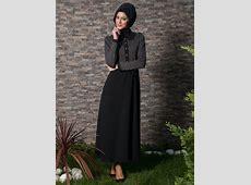 Trendy: Muslim Long Dresses 2016 17   HijabiWorld
