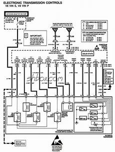 1995 4l60e wiring harness diagram cant find what code is 1995 fleetwood