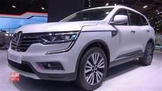 2019 Renault Koleos Initial Exterior And Interior