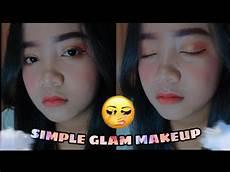Tutorial Makeup Ke Undangan Tanpa Bulumata Palsu Simple