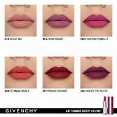 Givenchy Le 224 L 232 Vres Fini Mat Lumineux Mat