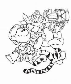 Weihnachten Winnie Pooh Malvorlagen Malvorlagen Weihnachten Disney
