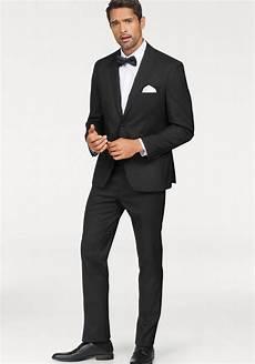 bruno banani anzug set 4 tlg mit krawatte und