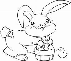 Malvorlagen Ostern Hase Easter Basket Coloring Pages Best Coloring Pages For