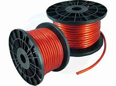 100ft 8ga 8awg cca power cable wire heat resistance car
