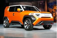 toyota ft 4x concept first a rolling millennial adventure box motortrend