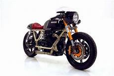 Moto Cafe Racer Argentina moto guzzi 850 cafe racer by hcg bikebound