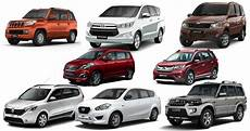 Wheelmonk Top Best 7 Seater Vehicles In India