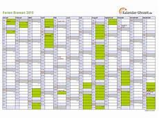 Ferien Bremen 2015 Ferienkalender Zum Ausdrucken